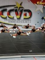 2. Deutsche Meisterschaft des CCVD in Düsseldorf am 20.06.2009